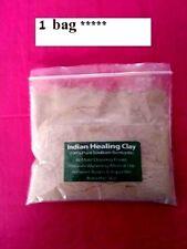 80g aztec secret indian healing clay deep pore cleansing bentonite masks skin