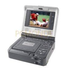 Sony GV-D1000 Ntsc Minidv Walkman video portátil-Grado A