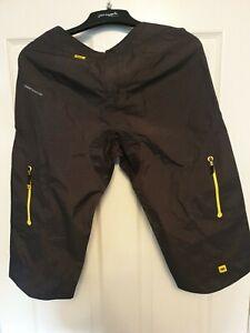 Mavic H20 waterproof overshorts cycling shorts