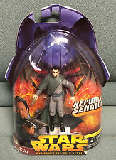 BAIL ORGANA Star Wars Episode III Revenge of the Sith Figure 15 Collection 2 MOC
