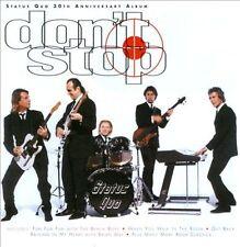 STATUS QUO Don't Stop 30th Anniversary Album CD BRAND NEW Bonus Tracks