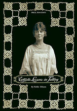 Corticelli #3 c.1917 Lessons in Tatting Laces & Vintage Garments
