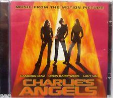 Original Motion Picture Soundtrack - Charlie's Angels (CD 2002)