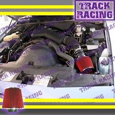 92-95 FORD CROWN VICTORIA/TOWNCAR/GRAND MARQUIS 4.6L V8 AIR INTAKE Black Red