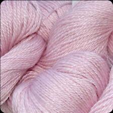 Alpaca Yarn Company Mariquita Pink 50% Alpaca 50% Tencel Knit! Crochet! Gorgeous