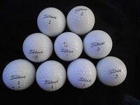 "20 TITLEIST ""PRO V1""  Golf Balls -  ""PRACTICE""  Grade. - *SPECIAL PRICE*"