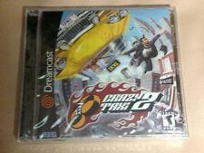 Crazy Taxi 2  (Sega Dreamcast, 2001) Brand New Factory Sealed