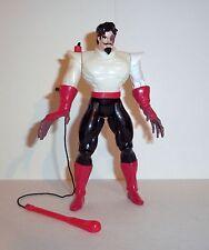 X-MEN x-force 1994 BLACK TOM complete toy biz marvel universe