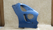 OEM 1998 Suzuki GSXR600 GSXR750 Left Side Palstic Fairing Used