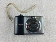 Canon PC1309 Powershot A1000 Digital Camera 10 Mega Pixel 4x Opt Zoom Tested