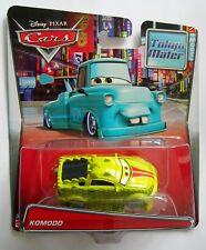 Disney Pixar Cars Toon   KOMODO   Rare Over 100 Cars Listed UK !!