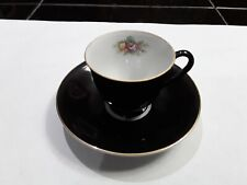 Vintage Occupied Japan Teacup and Saucer. Castle China. Antique Collectibles