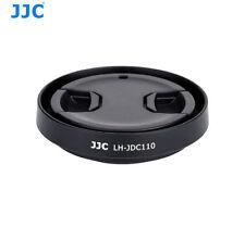 JJC Metal Lens Hood + Lens Cap for Canon PowerShot G1X Mark III as LH-DC110