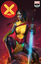 X-MEN #1 Shannon Maer Variant 1st Print NM Marvel Limited To Only 3000 RARE