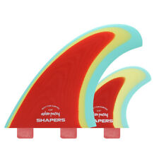 """Shapers Fins - AP 5.59"""" (FCS 1) Asher Pacey Twin Fins - Surfboard - Surf - New"""