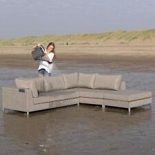 Loungmöbel pour jardin + terrasse exotan ® Casablanca Lounge droite résistant aux intempéries