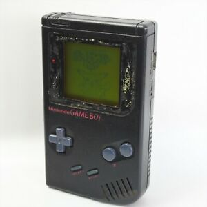 JUNK Game boy Bros Console Original Classic BLACK Nintendo CHINA 4481 gb