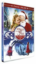 """DVD """"Miracle sur la 34eme rue 1947 + la version de 1994"""" -  NEUF SOUS BLISTER"""