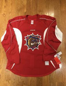 Hamilton Bulldogs CCM Hockey Jersey