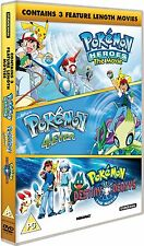 Pokemon Triple Movie Collection (DVD)