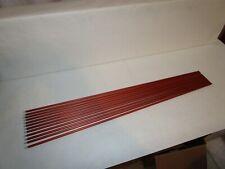 1 Dozen- Easton XX75 Orange Aluminum Arrow Shafts 1518 1716 1816 1913 2016 2020