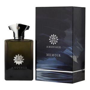 AMOUAGE MEMOIR MAN 3.4 oz (100 ml) Eau de Parfum EDP Spray NEW & SEALED