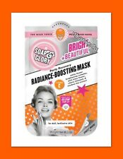 2 X 29g Soap & Glory Bright Radiance Boosting Face Mask for Dull Skin