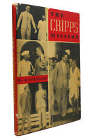 R. - Reginald Coupland  THE CRIPPS MISSION  1st Edition 2nd Printing
