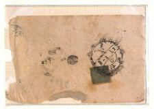 DBAP55 1917 NEPAL Primitive Issue Commercial Franking Cover