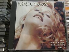 Madonna The Immaculate Collection Part 2 CD Rare