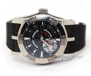 Roger Dubuis Easy Diver Tourbillon SE48 02 9/0 K9.53 Mens Wristwatch