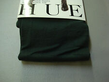 NWT Hue Super Opaque w/ Control Top Tights Size 1 Evergreen #746T