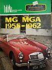 Brooklands Books MG MGA 1955-1962 Road Tests Records LE Mans