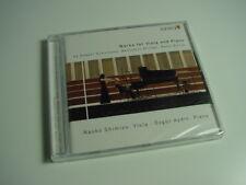 Werke für Viola und Klavier  - Özgür Aydin,Naoko Shimizu (2004) orig. verpackt.