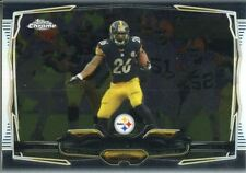 Topps Chrome Football 2014 Veteran Card #50 LeVeon Bell - Pittsburgh Steelers