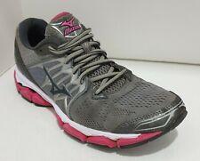 MIZUNO Womens 'Wave Horizon' US11 EUR42.5 Runners Joggers Shoes Grey FLV 0417