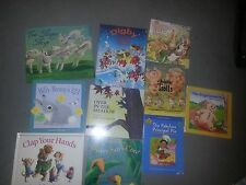 Lot of 10 Children's Books EUC