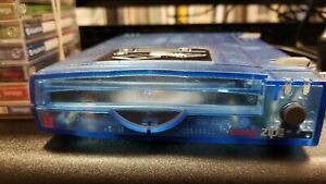 ZIP DRIVE ZIP100 USB Tested + Working w/ Cables + 7-8 Disks Iomega Z100USB