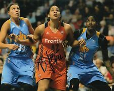 Brionna Jones signed (Connecticut Sun) Wnba basketball 8X10 photo W/Coa #2