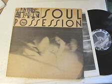 ANNIE ANXIETY SOUL POSSESSION LP ON U CRASS FLUX of pink ADRIAN SHERWOOD 1984 !!