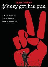 JOHNNY GOT HIS GUN ( 1971) DVD DRAMA