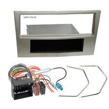 OPEL CORSA D 06-14 1-DIN radio de voiture Set d'installation radio satin-stone