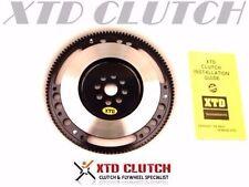 XTD 9LBS CHROME-MOLY RACING FLYWHEEL JDM 93 94 95 CIVIC COUPE B16 1.6L DOHC VTEC