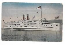 STEAMER MONTREAL