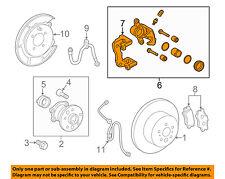 TOYOTA OEM 12-16 Camry Rear-Brake Disc Caliper 4783006120