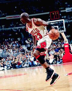 Michael Jordan Chicago Bulls - Unsigned 8x10 Photo
