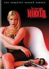 La Femme Nikita Season 2 R4 DVD The Complete Second Series Two
