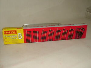 HORNBY EXTENSION PACK B R8222 OO GAUGE RAILTRACK