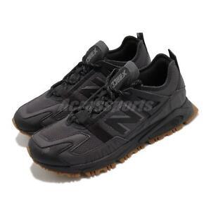 New Balance X-Racer Black Grey Gum Men Trail Running Casual Shoes MSXRCTED D