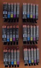 10x Original CANON PGI-550 CLI-551 Tintenpatronen f. Pixma MG5400 MG5450 MG5500